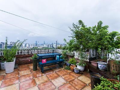 三层复式大四房,楼顶送花园,精装四房,望海汇景苑诚心出售