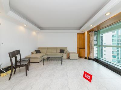 东海花园高层3房诚心出售,红本在手满五年学.位无占用