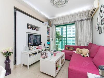 高楼层全南二房,看香港靓景,满午年