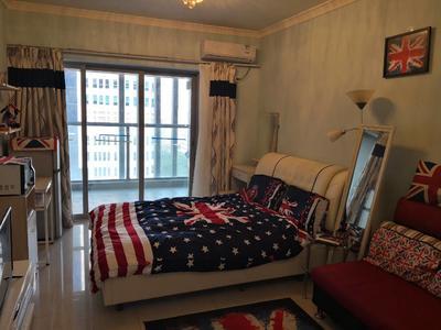 皇岗口岸旁美式装修1房,家私齐全,拎包入住