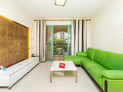 可园精装朝南看花园双阳台,采光通风很好居家舒适